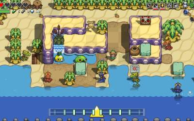 """G2G S4E24 – Cadence of Hyrule and Rhythm Games – """"Two Participation Points"""""""
