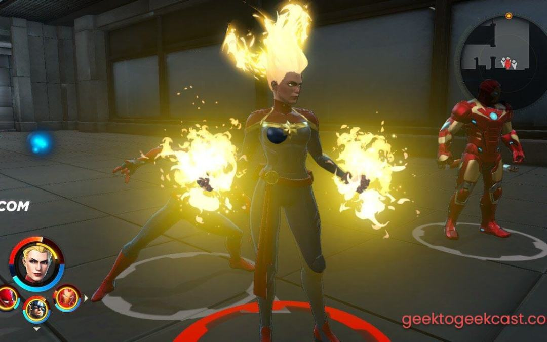 """G2G S4E29 – Marvel Ultimate Alliance 3 & SDCC MCU Reveals – """"Yes, we are recommending a bad game because it's great"""""""