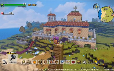 Early Impressions of Dragon Quest Builders 2