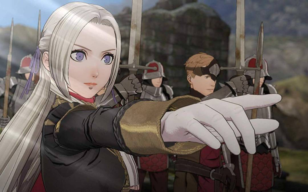 "G2G S4E30 – Fire Emblem Three Houses Initial Impressions – ""No one believes in democracy here"""
