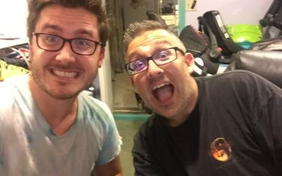 """DQFM 13 – Live Listener Q&A – """"We are in the same room!"""""""