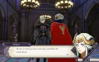 How Three Houses solves Fire Emblem's pace problem