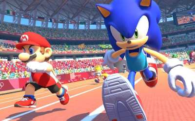Mario & Sonic at the Olympic Games Tokyo 2020 (Review)