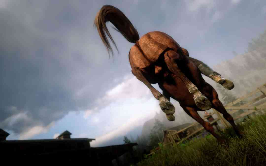 Horse Testicles are the Perfect Metaphor for Everything Wrong with Red Dead Redemption 2