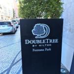 (リスボン)DoubleTree by Hilton Lisbon Fontana Park