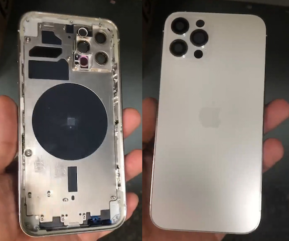 4BFcuIy 【悲報】iPhone12、カメラ部分がとうとう酷いことになってしまう