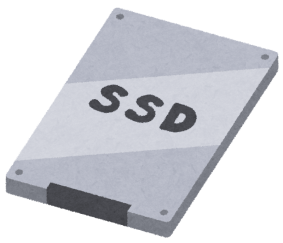 computer_ssd-1 【PC】SSD「すぐ壊れます、高いです、熱いです、容量小さいです、前兆無しで壊れます、データ復旧不可能です」