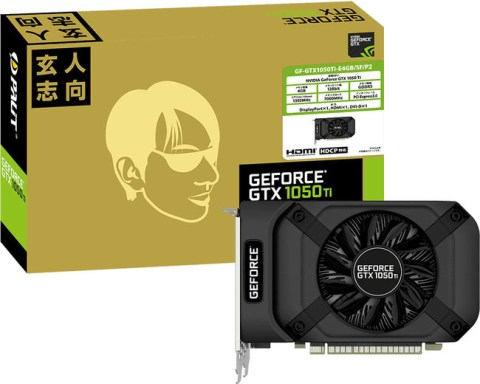GTX1050ti-480x384 【PC】深刻なグラボ不足により5年前のGTX1050tiが新発売wwwww