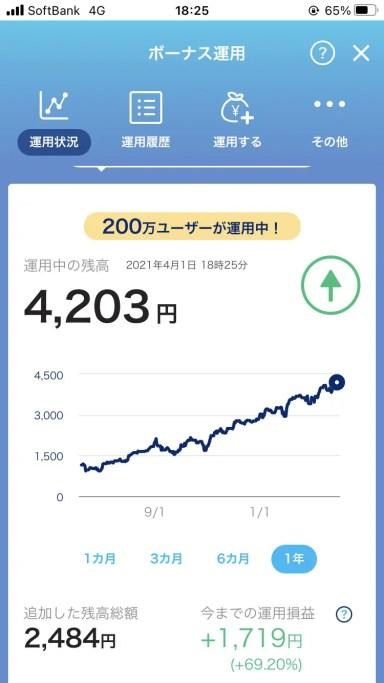 7ssUrvn-384x683 【朗報】paypayボーナス運用、めっちゃすごい