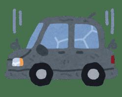 car_jiko_seibifuryou-480x380 【自動車】車こすってバンパーの下ガリガリになったんやが