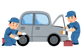 car_syaken_seibi-480x313 【自動車】自動車整備士が不足してるらしいけど給料上げればいいだけだよな