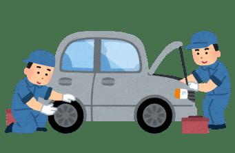 car_syaken_seibi 【自動車】車って直せば半永久的に乗れるの?