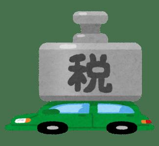 money_car_zei-480x442 【税】わい「おまえら車の税金いくらやった?」