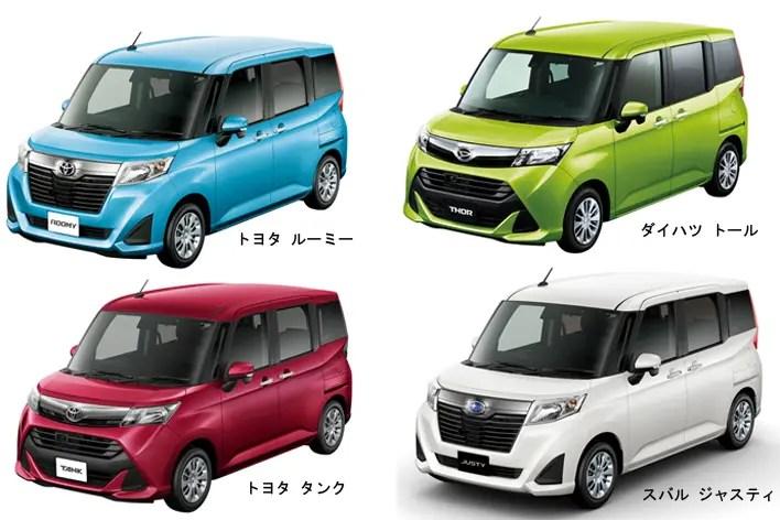 268_o 【悲報】トヨタ「ルーミー」とかいう謎の車、新車販売台数2位ww