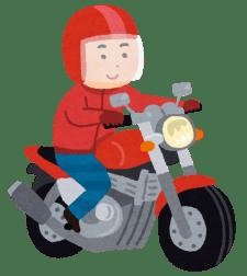 bike_helmet_man-480x537 バイク「速いです停めやすいです狭い路地で邪魔じゃないです維持費安いです」←これを使わない理由
