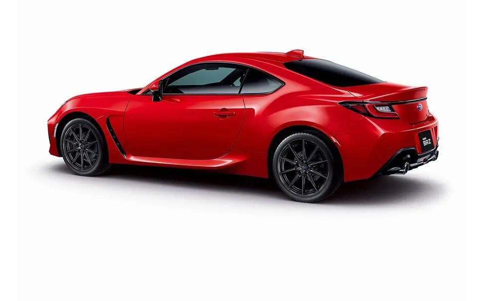 1657046 【自動車】スバル BRZ 新型 誰もが愉しめる究極のFRスポーツ…価格は308万円より