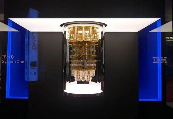 vQDWSsm 【量子コンピュータ】日本で稼働開始し量子コンピュータが人類抹殺しそうな形してて草