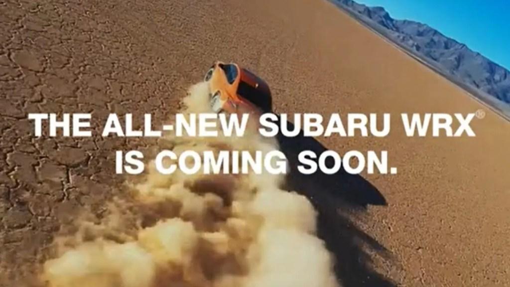 """01-1024x576 【自動車】スバル WRX 新型にはMT設定 """"間もなく""""米国で発表へ"""