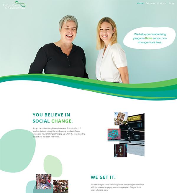 Cathy Mann Website