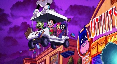 Boo-yah!! Teen Titans Go to The Movies is a Hit