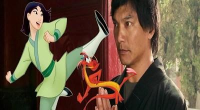 Jason Scott Lee Joins Disney's 'Mulan'