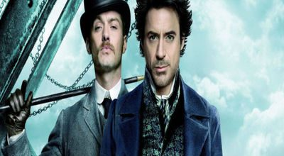 Jude Law Teases Codependency Plot to Sherlock Homes 3