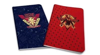 'Captain Marvel' Official Merchandise Debuts Online