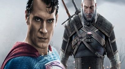 Henry Cavill Cast in The Witcher Netflix Series
