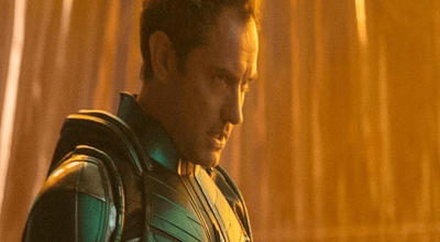 Captain Marvel's Jude Law Details The Secrecy Around his Character