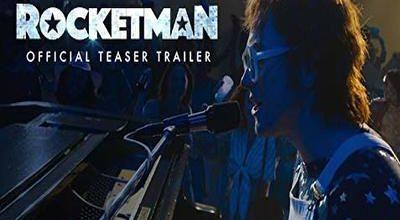 Elton John 'Rocketman' Film Starring Taron Egerton Releases Teaser Trailer