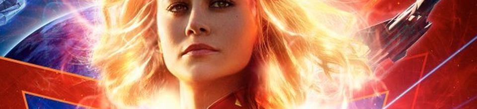 New Captain Marvel Footage Shown At CCXP