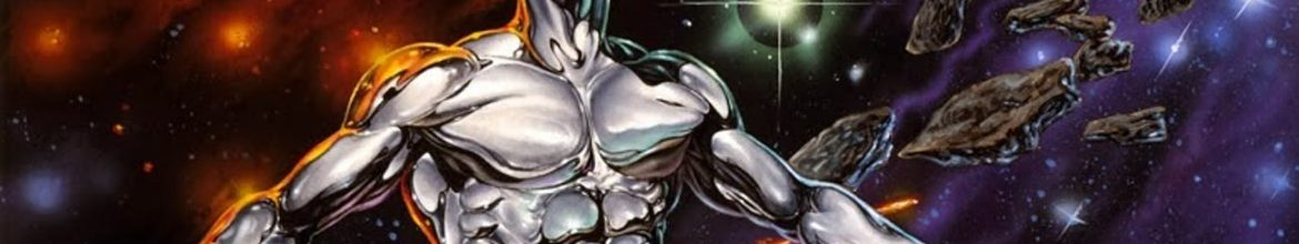 The MCU Needs The Silver Surfer