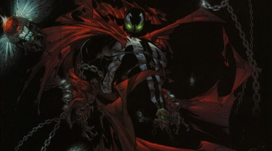 Spawn Image Comics Movie Remake 4