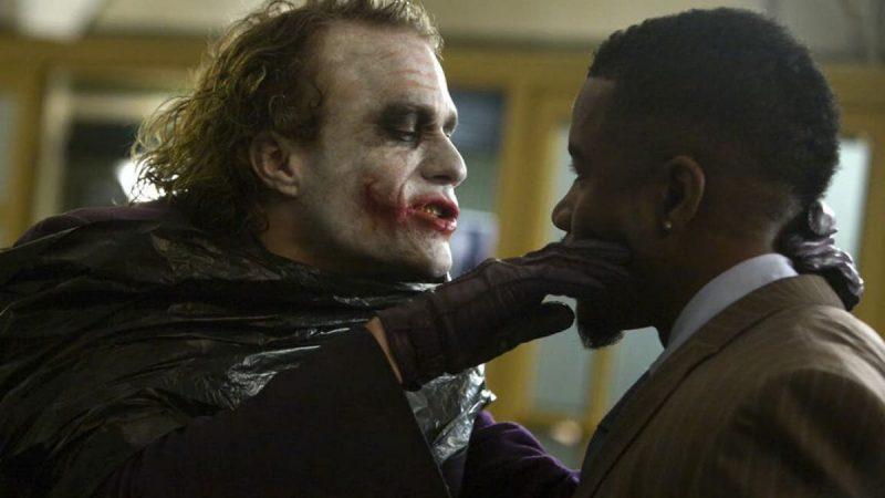 Michael Jai White Comments on Heath Ledger Behind the Scenes