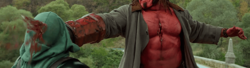 Conflict Between Hellboy's Director and Producers Resulted in Miscommunication and Lawyers