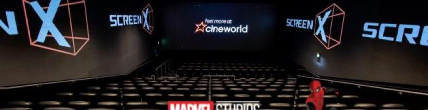 Sony's First ScreenX Film Will Be 'Spider-Man: Far From Home'
