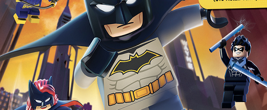 Lego DC Releases Trailer for Upcoming Lego: Batman – Family Matters