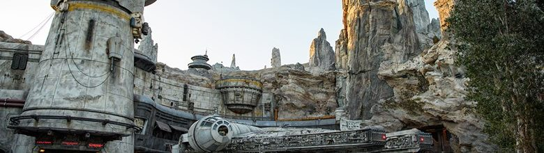 Star Wars: Galaxy's Edge First Look and First Fan Reactions