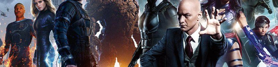 Fox Was Planning A Huge X-Men/F4 Crossover Film