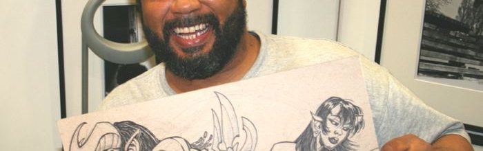 Paris Cullins: An interview with the 30 year Comic Art Veteran, a GVN Exclusive