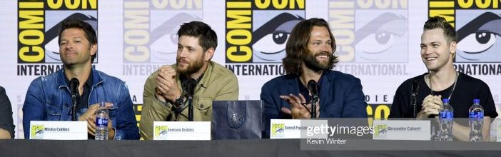 Cast of Supernatural Emotionally Bids Farewell at SDCC