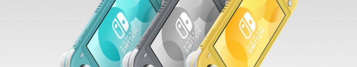 Nintendo Switch: The Switch Lite is REAL – Release Date, Price and More Revealed