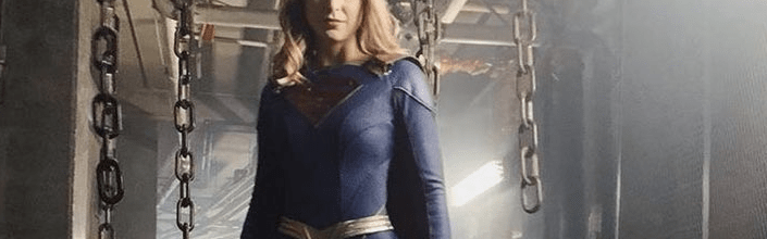 Supergirl: Out With The Old, In With The New (Suit That Is)