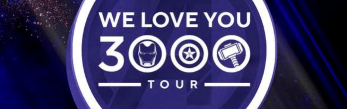 Marvel Launching We Love You 3000 Tour