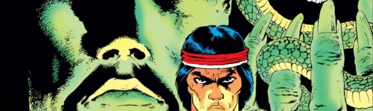 Jim Starlin Does Not Want Fu Manchu in Upcoming Shang-Chi Movie