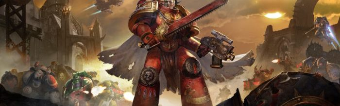 Warhammer 40,000 Will Be Adapted into Live Action TV Series
