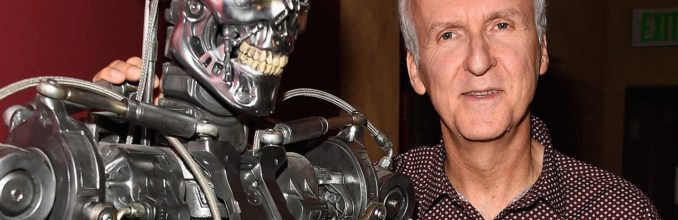 James Cameron Talks About Terminator: Dark Fate and Returning to the Franchise