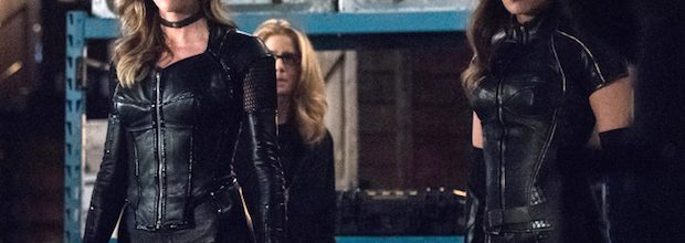 Black Canary Actress (Katie Cassidy Rodgers) Pitched Birds of Prey Series to the CW