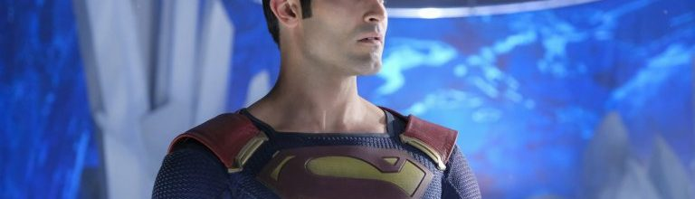Superman Actor Tyler Hoechlin Expresses Excitement for Crisis on Infinite Earths