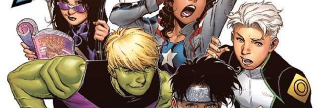Young Avengers Series In The Works for Disney+